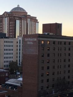 Sam Houston Hotel
