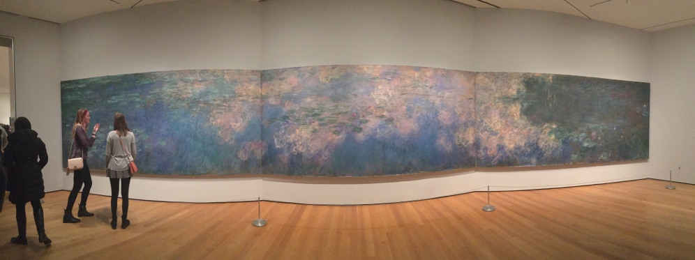 Claud Monet- Lilly ponds
