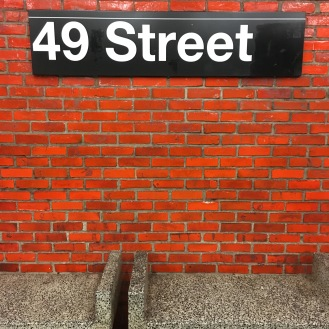 49th street Subway