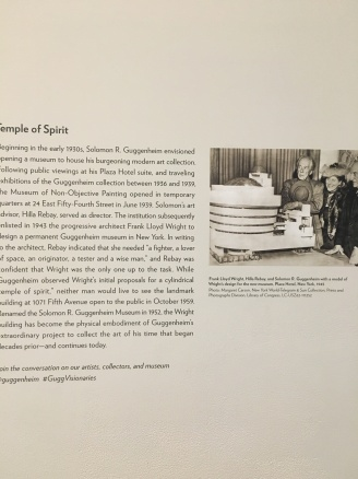 About the Guggenheim