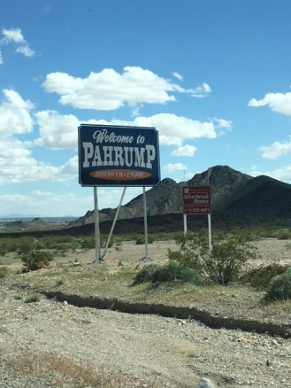 Pahrump city limits