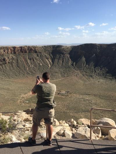 Brad_Meteor Crater