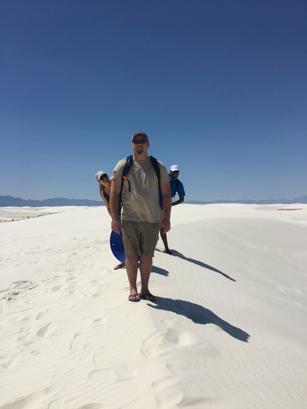 Friends_White Sands