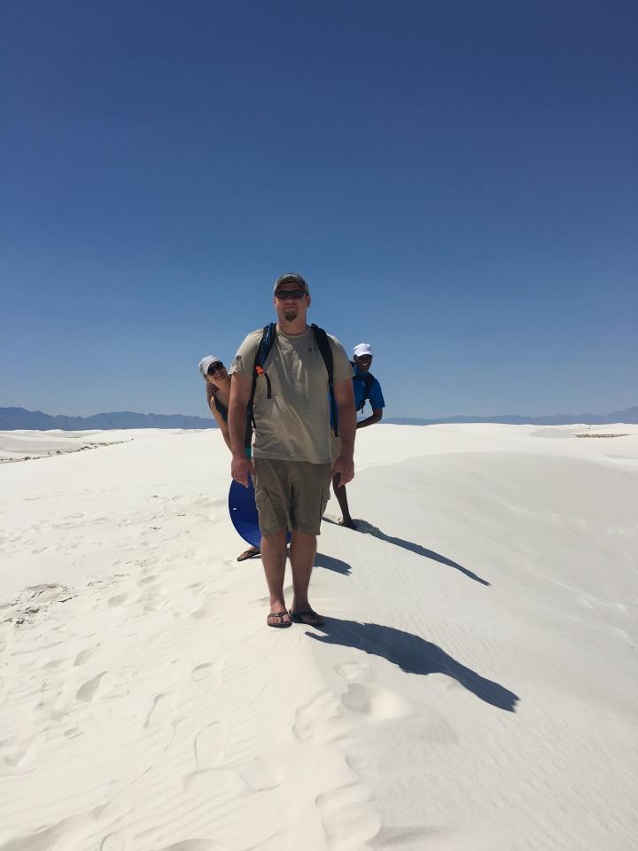 Friends_White Sands