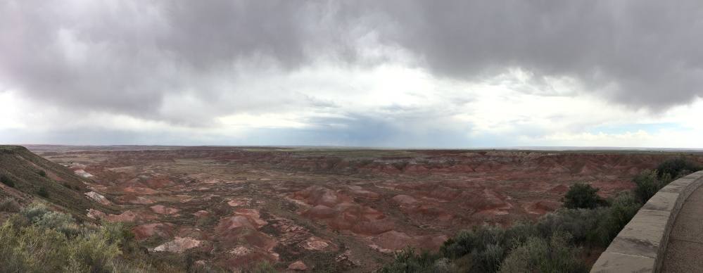 Painted Desert Overview