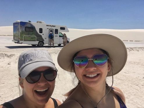 RV White Sands