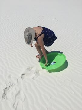 Sand Sled