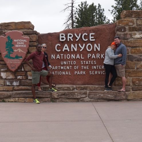 4.Bryce Canyon