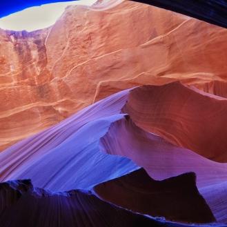 antelope canyon colors 5