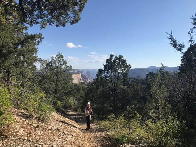 Nicole Zion hike