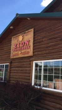 Zion Ponderosa Resort