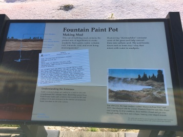 Fountain paint pots