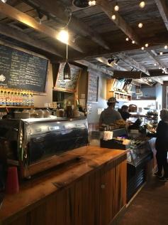 Inside Cowboy Coffee