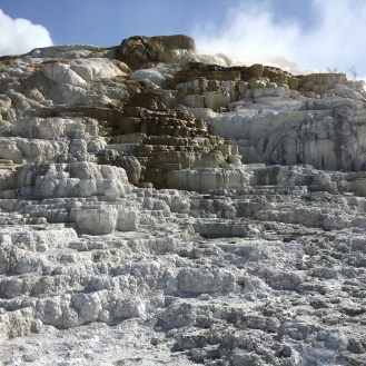 Mammoth Hot Springs 2