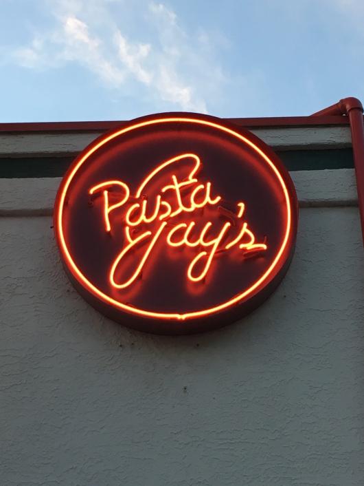 Pasta Jays
