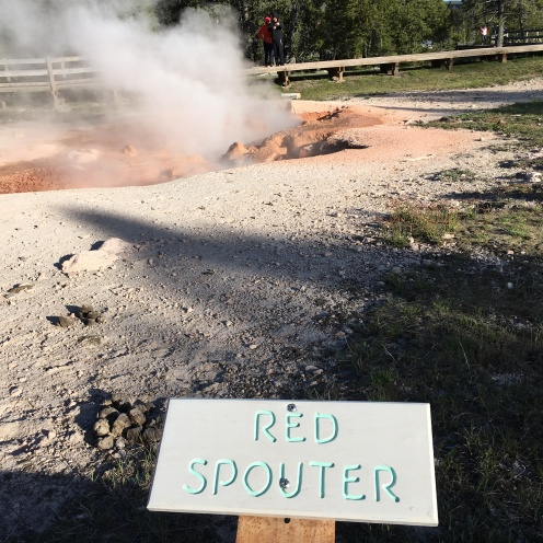 Red Spouter
