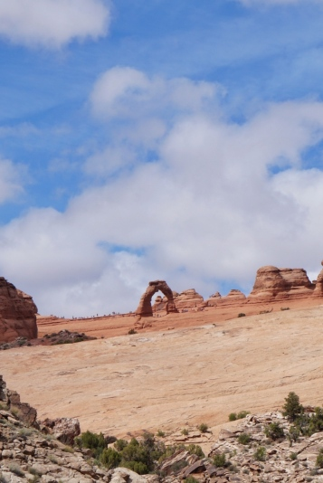 Upper Delicate Arch Viewpoint