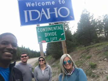 Idaho State Sign