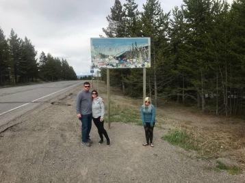 Montana State Sign