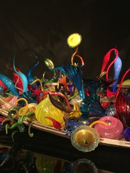 float boat glass