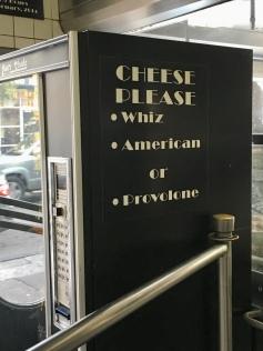 Jims Cheese selection