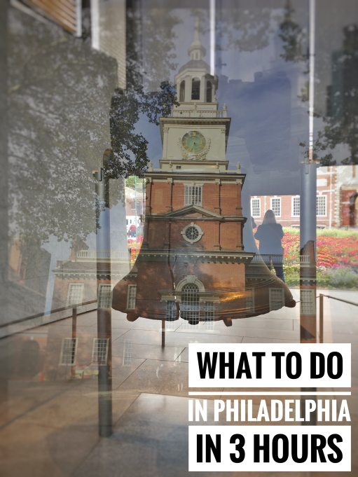 What to do in Philadelphia in 3 hours