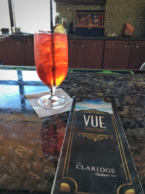 VUE rooftop bar