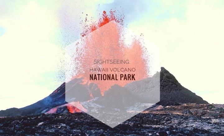 hawaii volcano NP