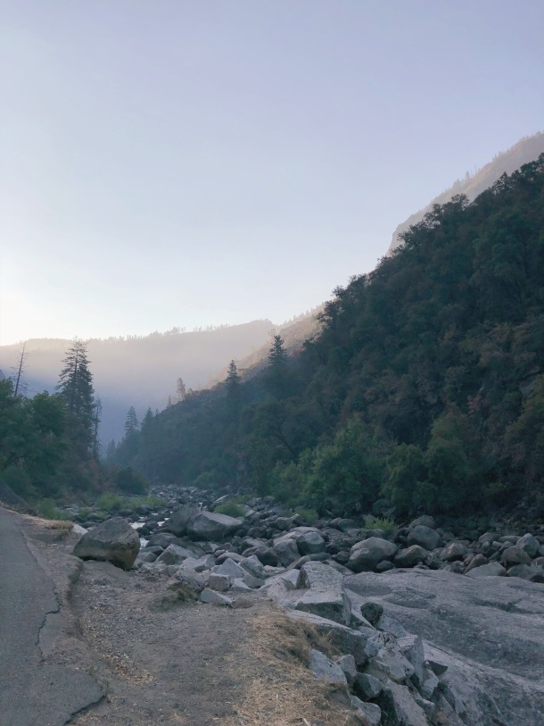 El Portal Entrance Yosemite