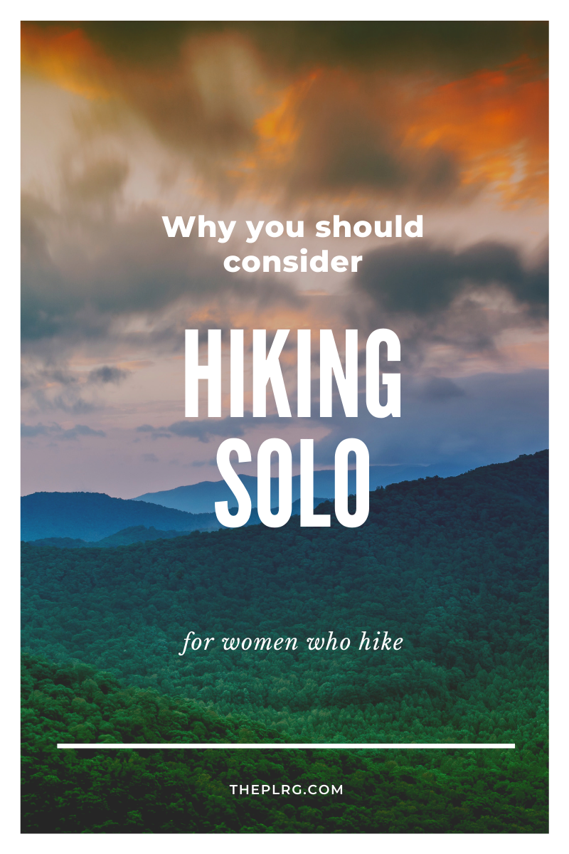 Hiking Solo for Women
