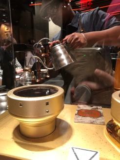 Siphen coffee