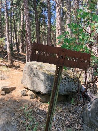 Inspiration Point Trailhead